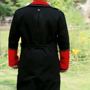 Imperial Guard Long Trench Coat